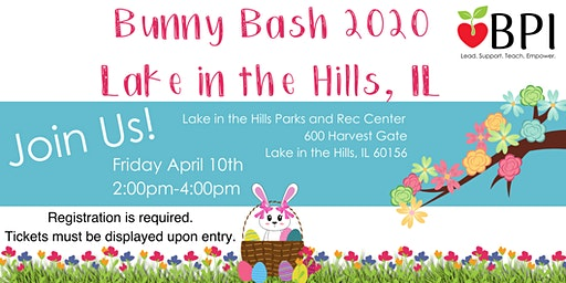 Bunny Bash 2020 - Lake in the Hills, IL