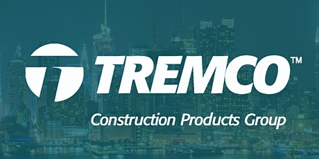 Tremco CPG Construction Technology Showcase tickets