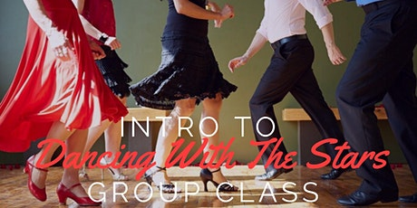Intro To Dancing With The Stars Group Class tickets