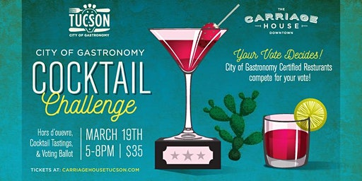 City of Gastronomy Cocktail Competition