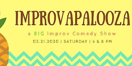 Improvapalooza - a BIG improv comedy show tickets