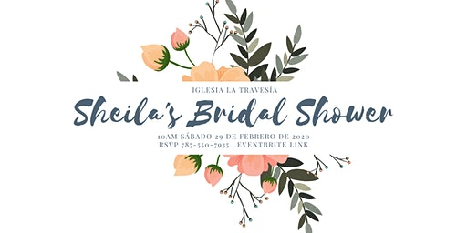 Sheila's Bridal Shower