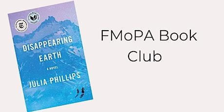FMoPA Book Club tickets