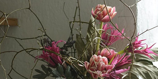 The Art of Japanese Floral Arranging