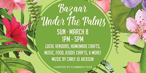 Bazaar Under the Palms
