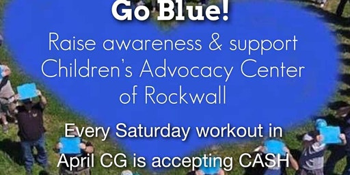CG BLUE OUT Workout