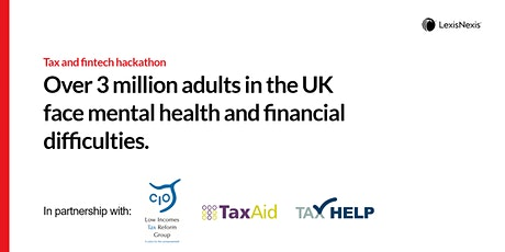 Hackathon: Tax and fintech for the vulnerable tickets