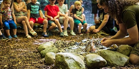 Kids Easter Bushcraft Day tickets