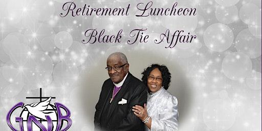 Retirement Luncheon Black Tie Affair