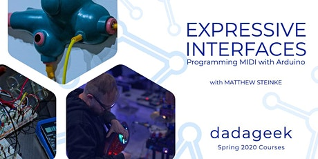 Expressive Interfaces: Programming MIDI with Arduino tickets