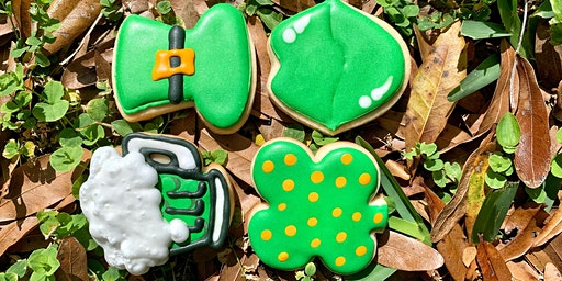 Crafts and Drafts- St.Patrick's Day Class