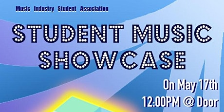 MISA Music Showcase tickets