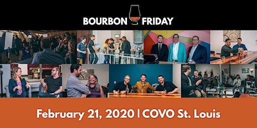 Bourbon Friday // February 21, 2020