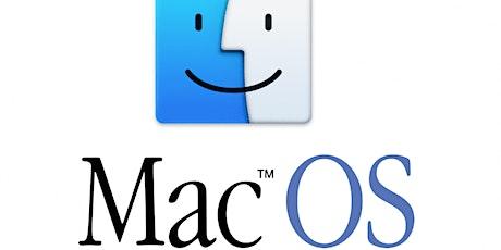Curso iniciación al sistema operativo MacOS entradas