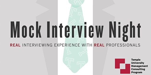 TUMCP Mock Interview Night