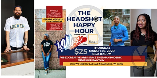 The Headshot Happy Hour