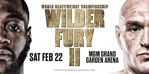 Deontay Wilder vs Tyson Fury II Boxing - D&B Northridge, CA