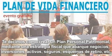 PLAN DE VIDA FINANCIERO boletos