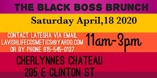 The Black Boss Brunch