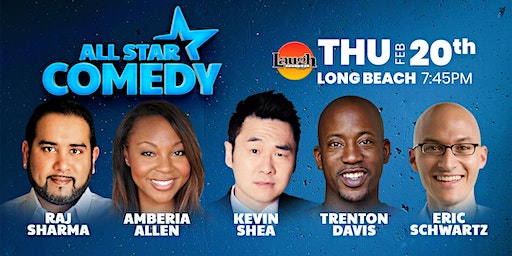 Amberia Allen, Kevin Shea, and more - All-Star Comedy