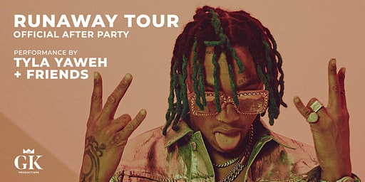 Official Runaway Tour Afterparty - Columbia