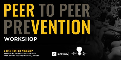 February PEERvention Workshop with Sista Afya tickets