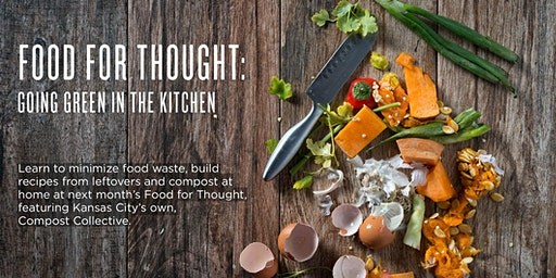 Food for Thought: Going Green in the Kitchen