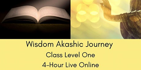 Akashic Records Class Level One tickets