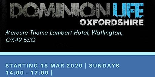 Dominion Life Oxfordshire Int Apostolic Church