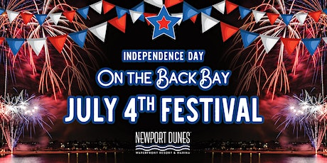 Independence Day on the Back Bay tickets