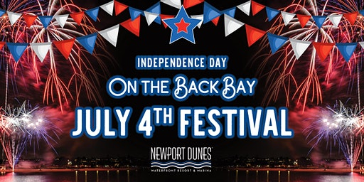 Independence Day on the Back Bay