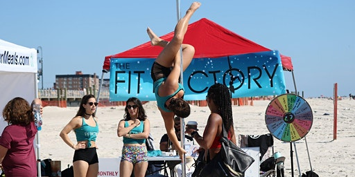 NY FIT FEST: POLE DANCING 101, WORKSHOP  FOR BEGINNERS!
