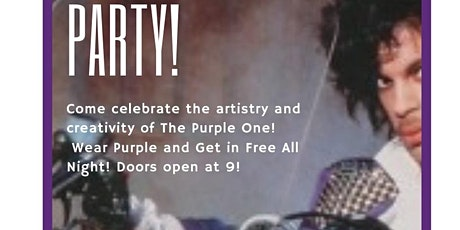 Purple Prince Party! tickets