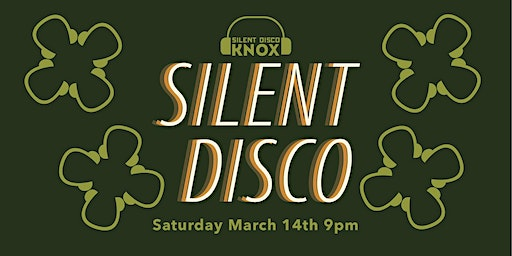 Silent Disco: St. Patrick's Day at Printshop