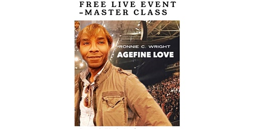 Agefine Love with Ronnie C. Wright