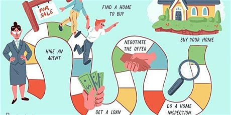Learn All About the Home Buying Process & Down Payment Assistance Programs tickets