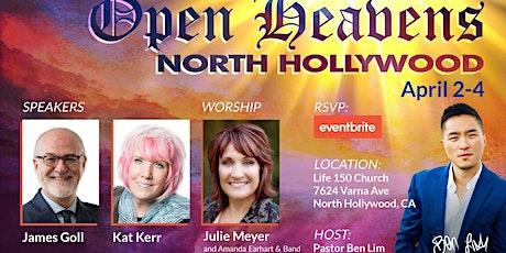 OPEN HEAVENS NoHo with James Goll, Kat Kerr & Julie Meyers tickets