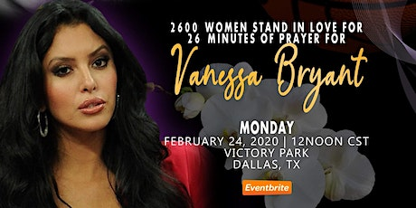 2600 Women Stand In Prayer tickets
