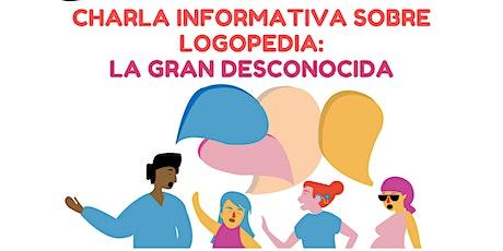 Logopedia: La gran desconocida tickets
