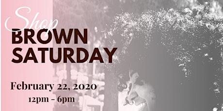 Shop Brown Saturday tickets