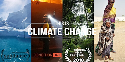 """This Is Climate Change"" VR Screening"