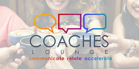 Coaches Lounge October Meetup tickets