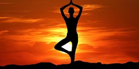 London Marathon Charity Yoga Class tickets