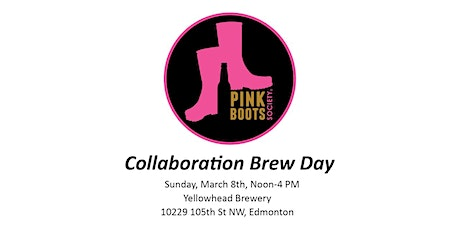 Pink Boots Society Collaboration Brew Day tickets