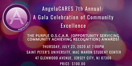 AngelaCARES 7th Annual Purple Gala tickets
