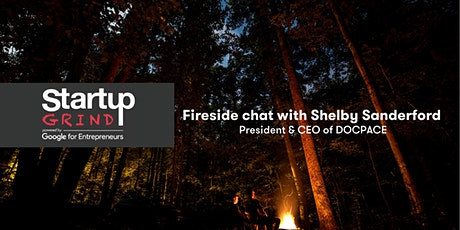 Fireside chat with Shelby Sanderford, founder of DOCPACE tickets