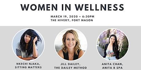 Women in Wellness Panel tickets
