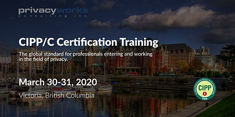 Canadian Privacy Training - CIPP/C Certification tickets