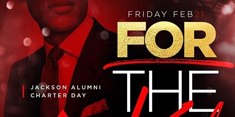 For The Kool.. Jackson (MS) Alumni Charter Day tickets