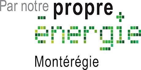 """Forum régional """"Adaptation aux changements climatiques, passons à l'action!"""" (19 mars) Choisir une option par personne tickets"""